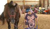 therapeutic riding camp toronto
